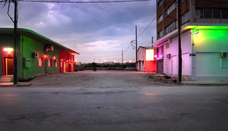 Φωτοέκθεση / Τα Σφαγεία αλλιώς: Μια περιοχή του Παλίμψηστου