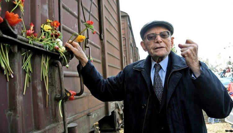 Θεμέλιος λίθος για το Μουσείο του Ολοκαυτώματος…