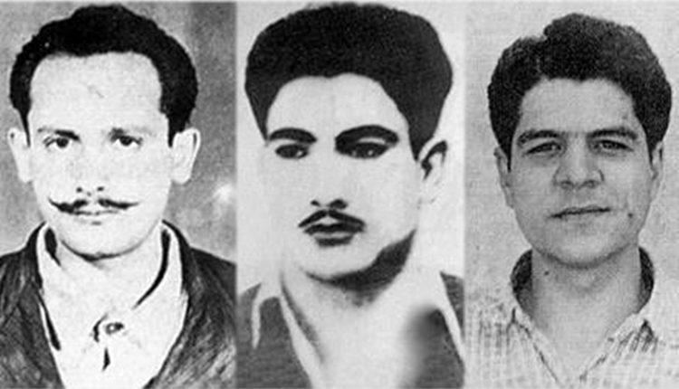 9 Αυγούστου 1956: Απαγχονίζονται 3 αγωνιστές της ΕΟΚΑ