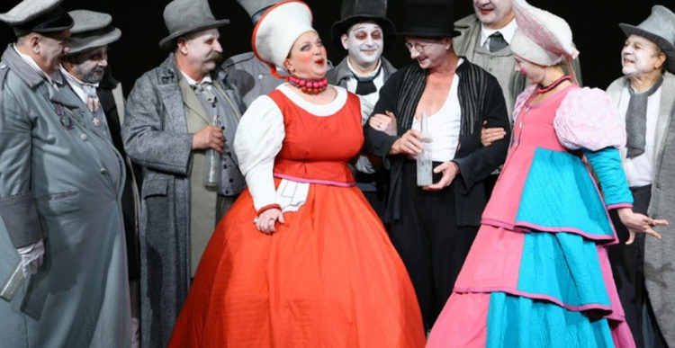 52α ΔΗΜΗΤΡΙΑ – INSPECTOR GENERAL Teatrul de Comedie ROMANIA